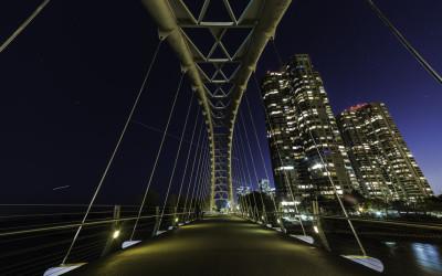 Toronto Humber Bridge 2