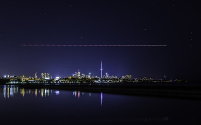 Toronto Beach View