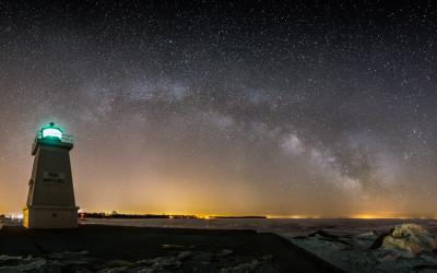 Milky Way Maitland Pano