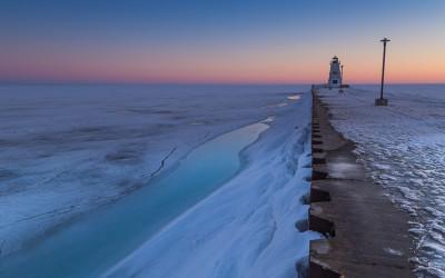 Port Maitland Winter