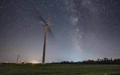 Turbine and Stars